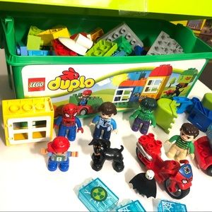 """LEGO Duplo 2014 In original Box """"My First Car""""Set"""